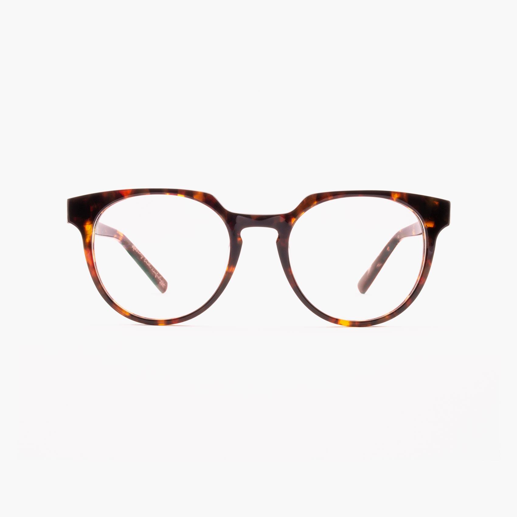 Proud eyewear Benigni C1 F gafas puente cerradura havana