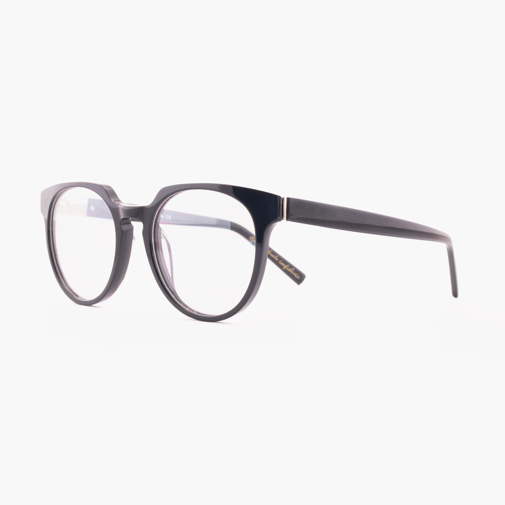 Proud eyewear Benigni C3 L montura con puente de cerradura azul oscuro