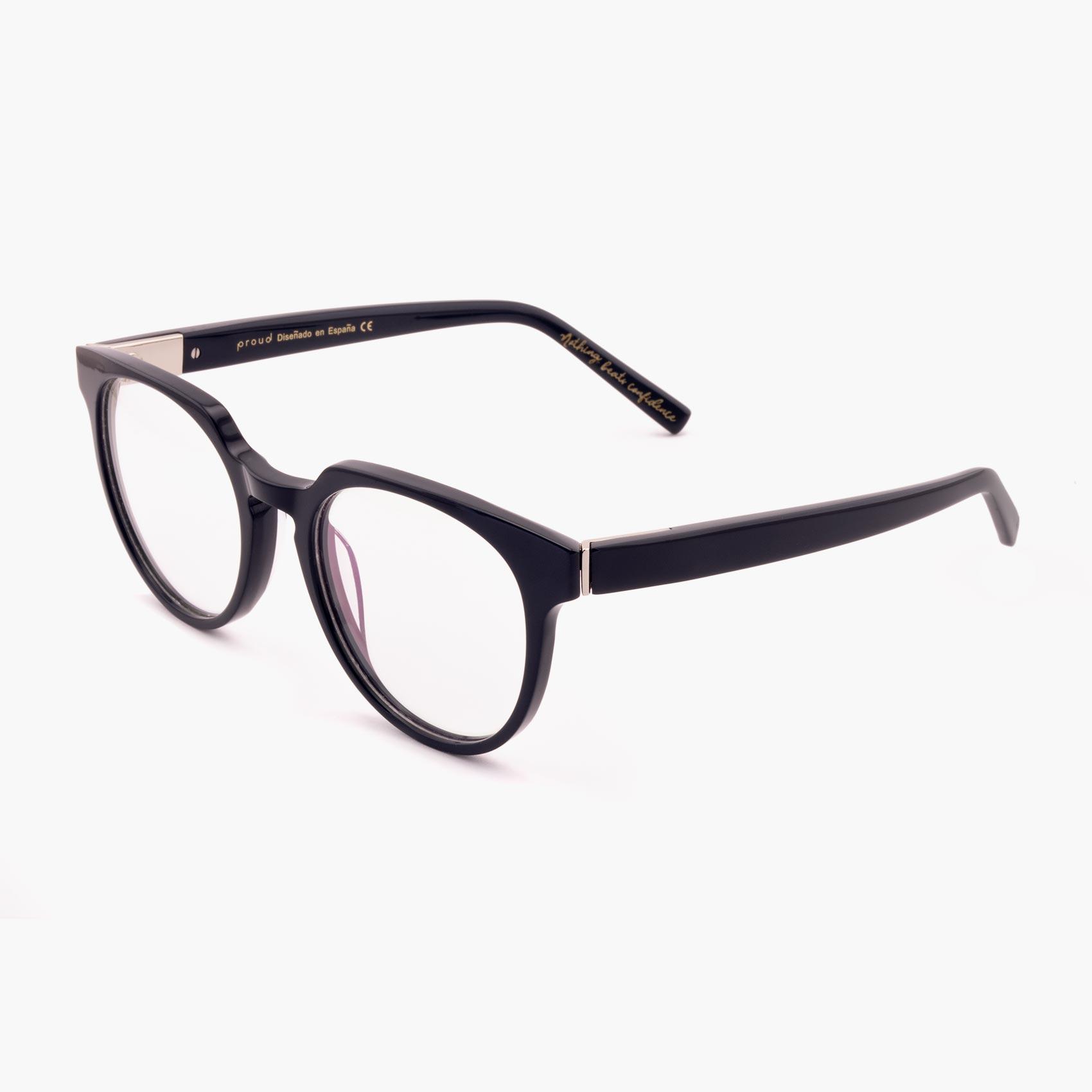 Proud eyewear Benigni C3 P tendencia gafas graduadas azul oscuro