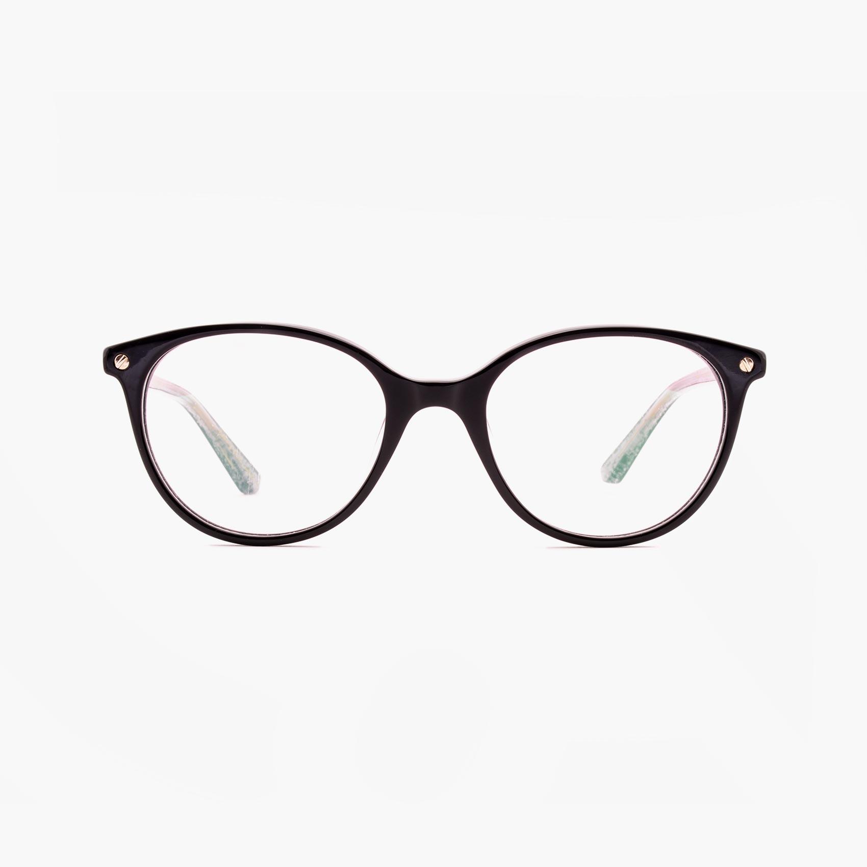 Proud eyewear Charlize C1 F gafas de acetato mujer negras