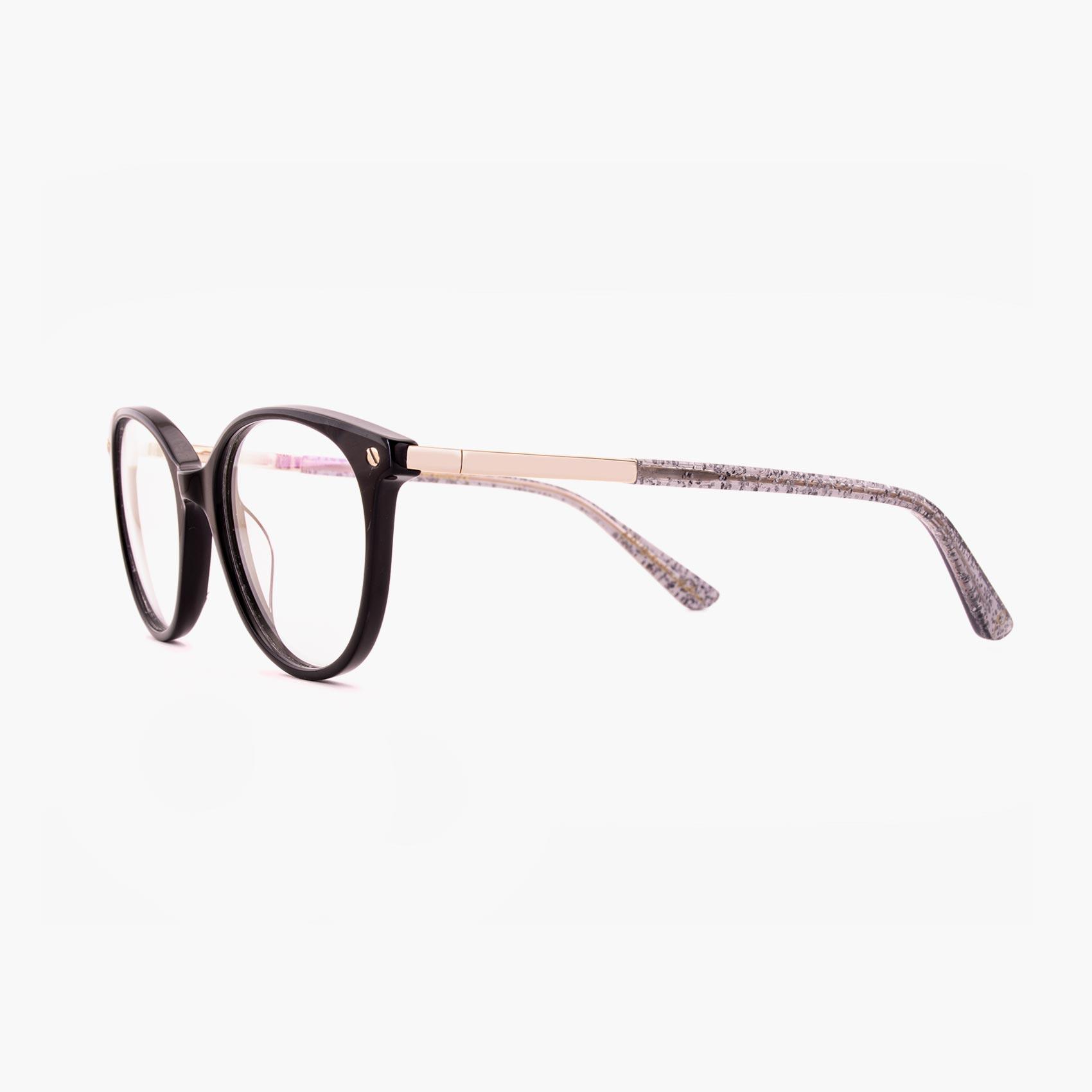 Proud eyewear Charlize C1 L montura gafas mujer negras