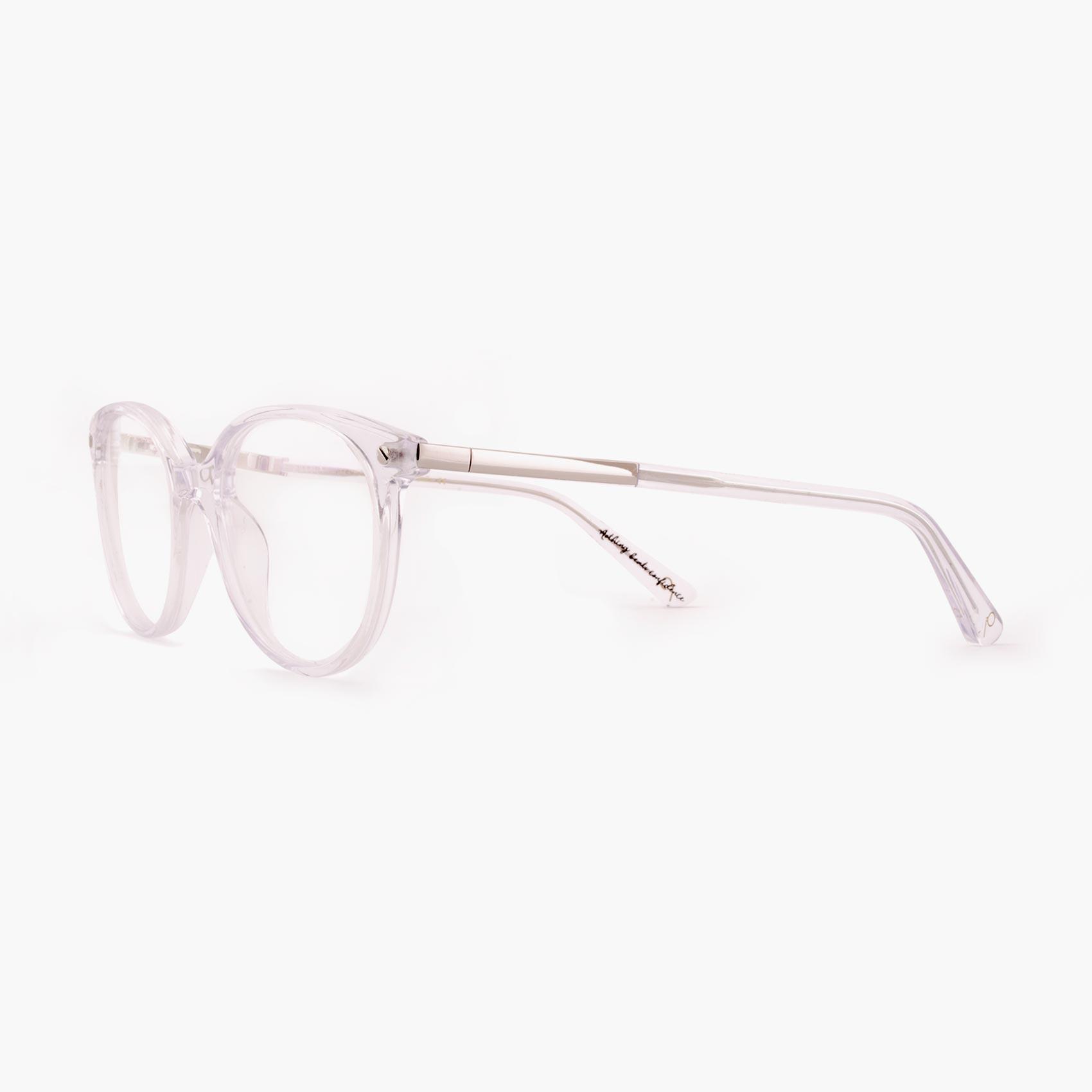 Proud eyewear Charlize C4 L montura gafas mujer transparentes