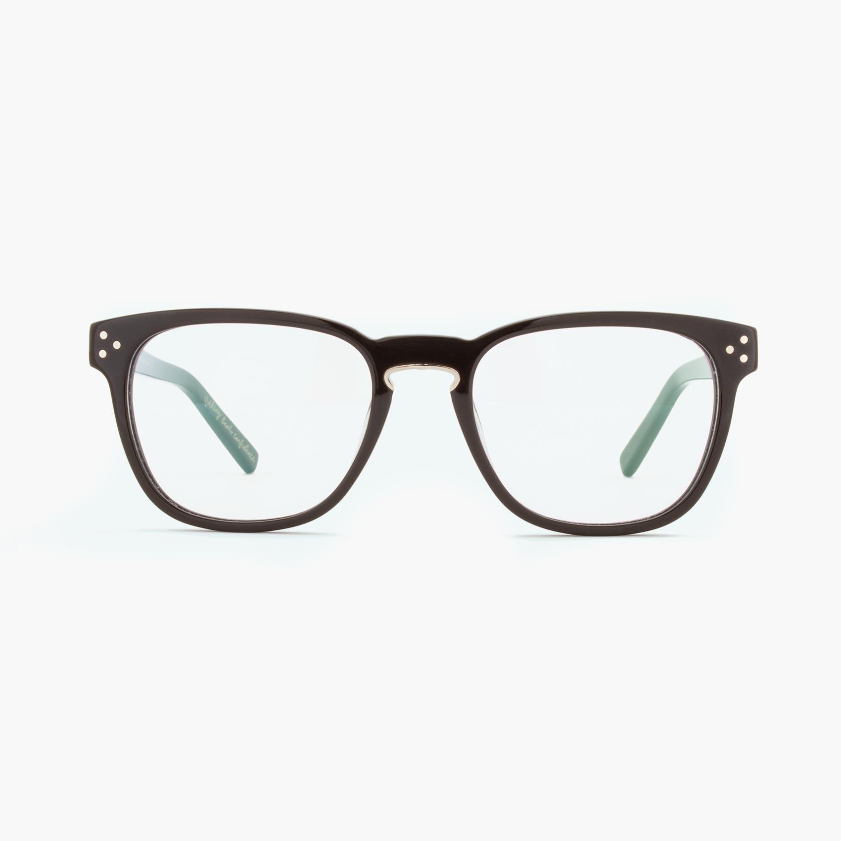 Proud eyewear Firth C2 F gafas puente cerradura marron oscuro