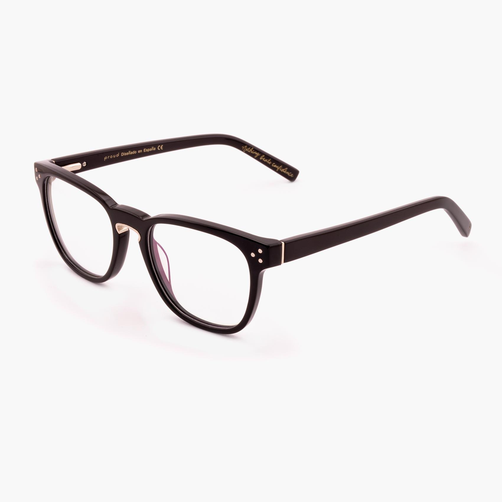 Proud eyewear Firth C2 P montura con puente de herradura marron oscuro