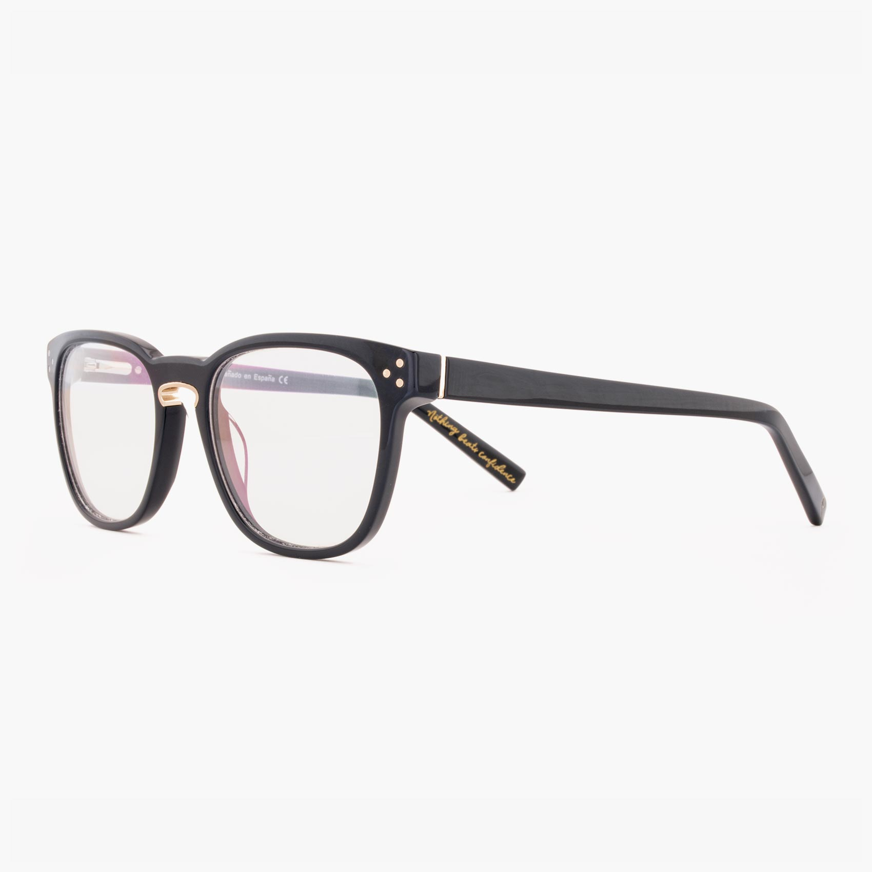 Proud eyewear Firth C3 L montura gafas acetato azul oscuro