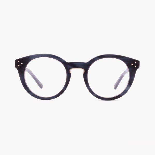 Gafas redondas azul oscuro Proud eyewear modelo Hanks