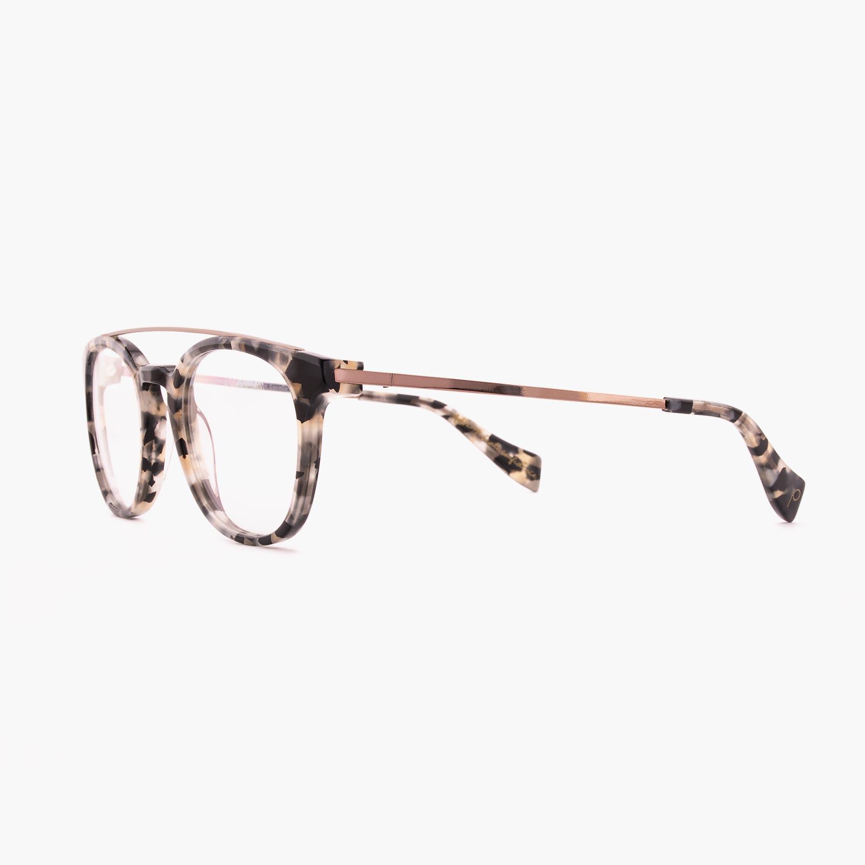Proud eyewear Hilary C2 L montura gafas mujer puente doble