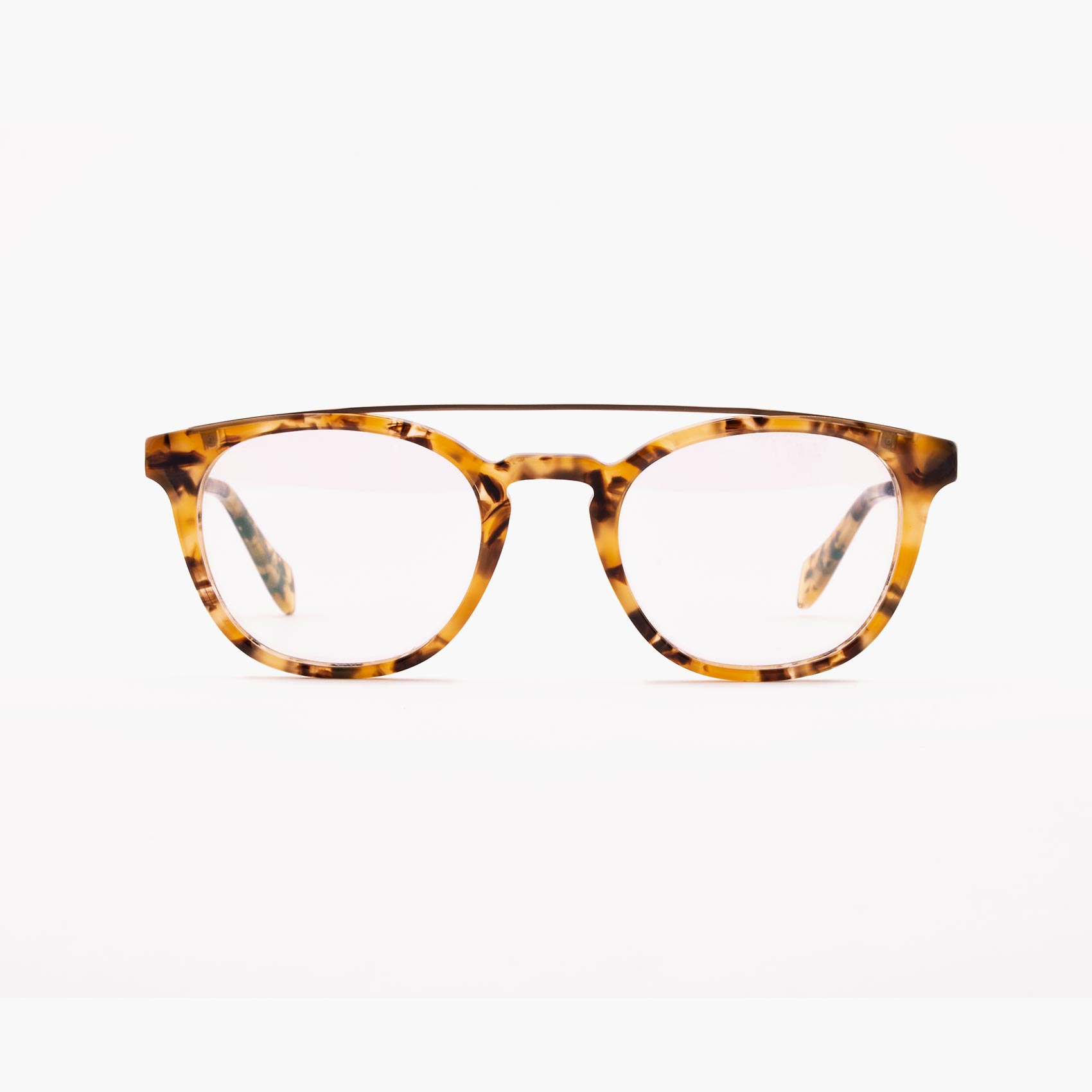 Proud eyewear Hilary C3 F gafas de acetato puente doble