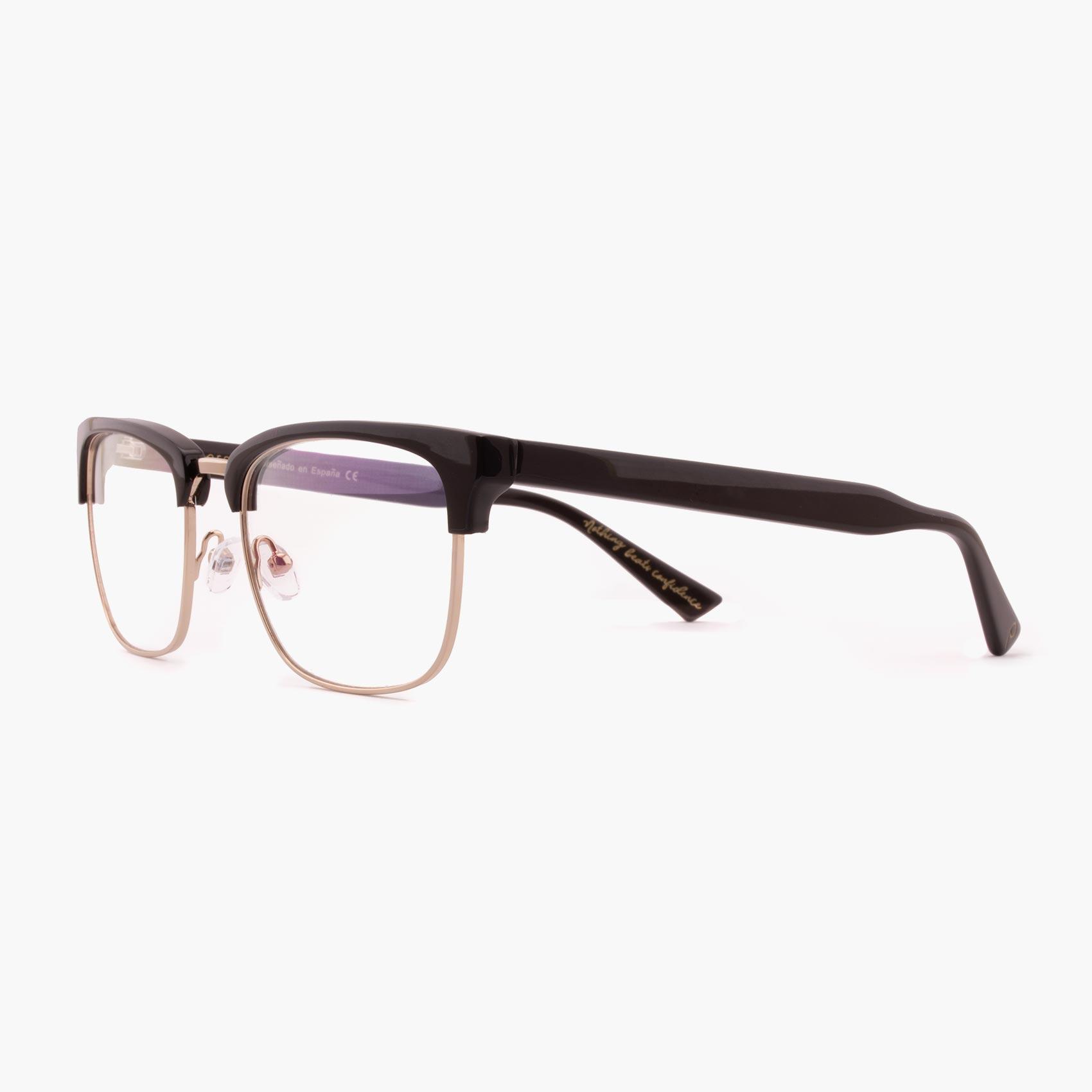Proud eyewear Hopkins C2 L montura graduada clubmaster negras