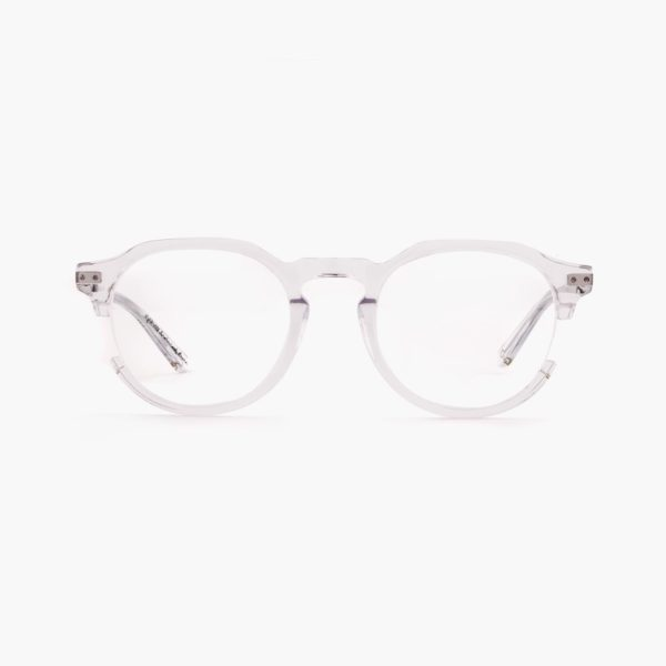 Proud eyewear Jodie C4 F gafas de acetato mujer transparentes