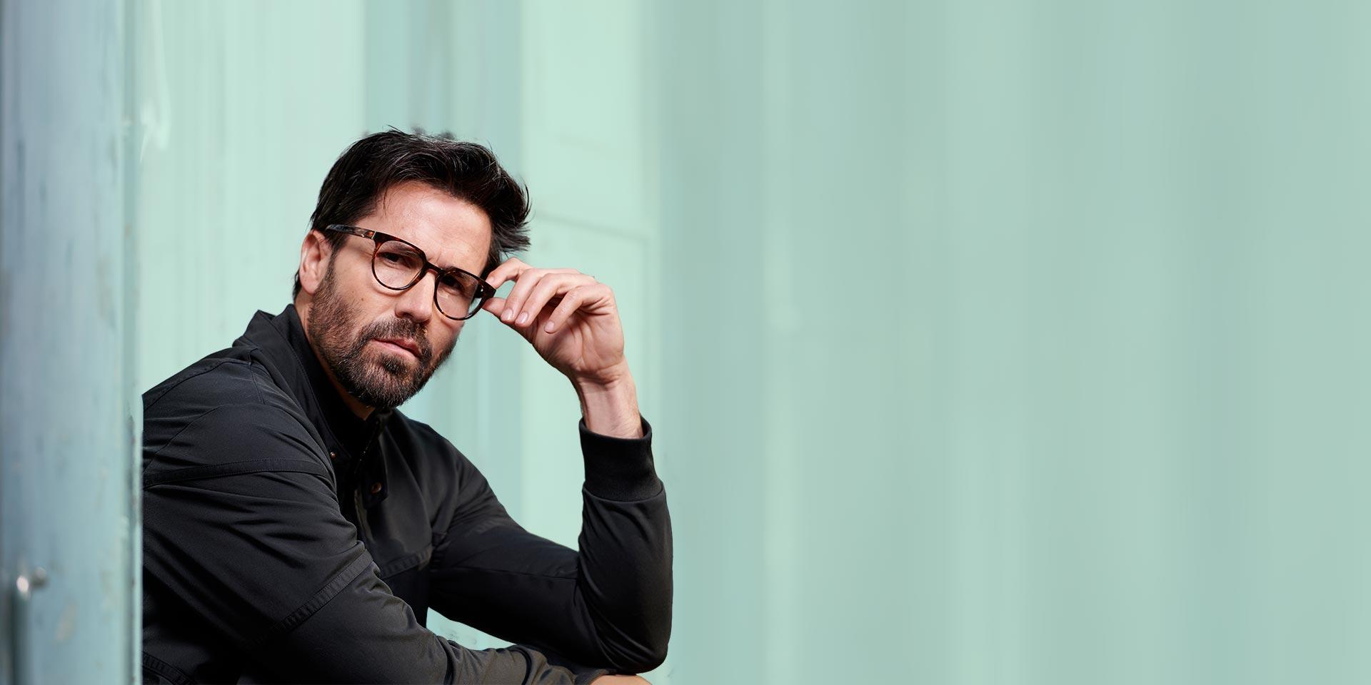 Gafas graduadas moda Proud para hombre