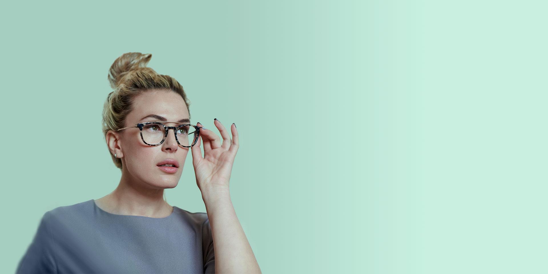 Gafas graduadas moda Proud para mujer