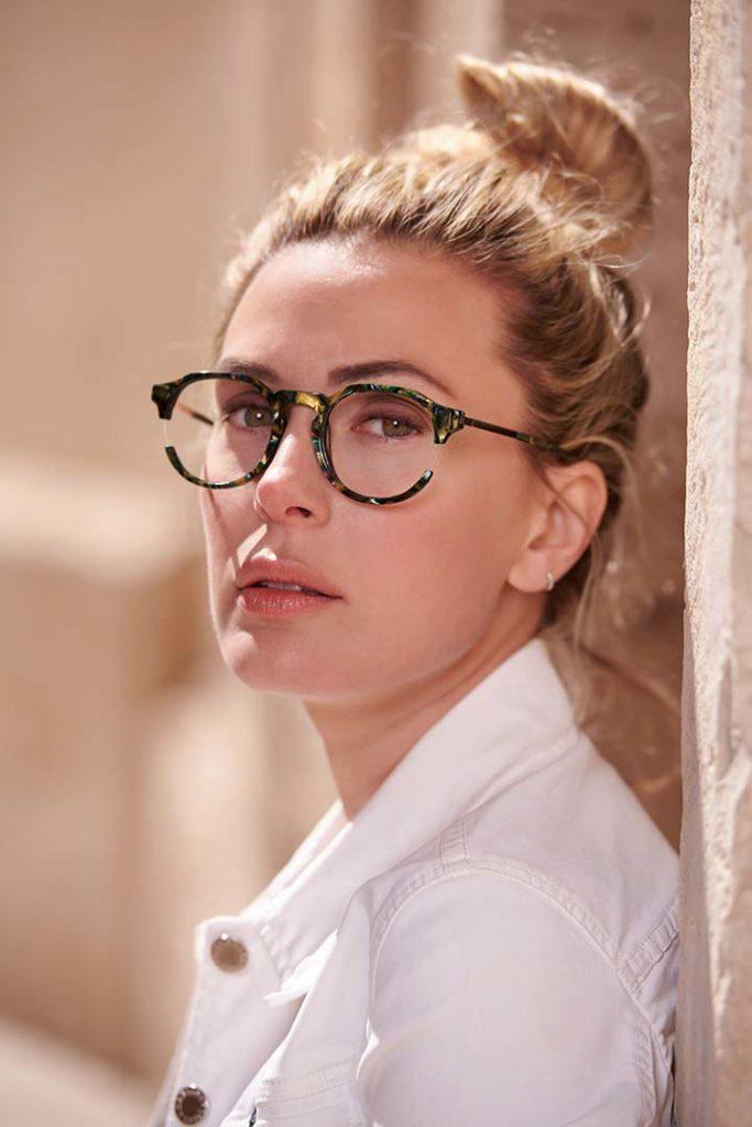 Gafas graduadas de diseño modelo Jodie