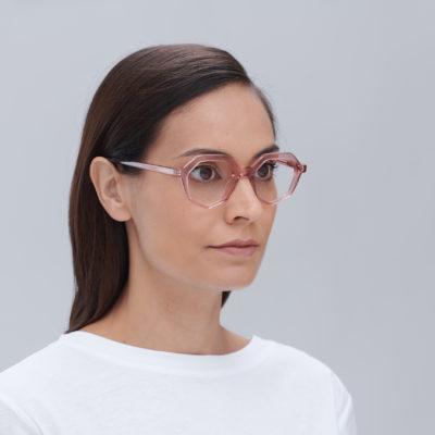 Gafas de montura compostable de acetato