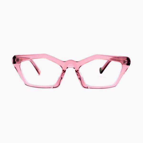 Proud eyewear Ibiza C1 F montura rosa diseño mujer