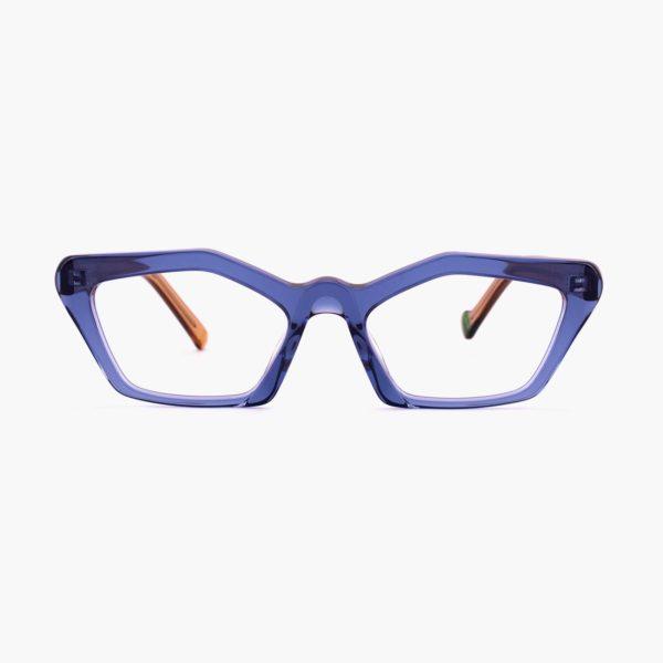 Proud eyewear Ibiza C3 F montura azul diseño mujer