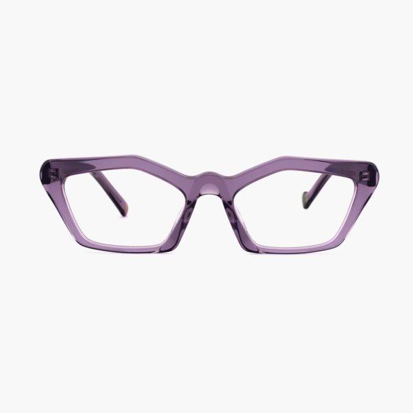 Proud eyewear Ibiza C4 F montura gris diseño mujer
