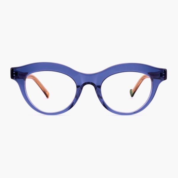 Montura elegante para mujer modelo Marsella C2 F en azul