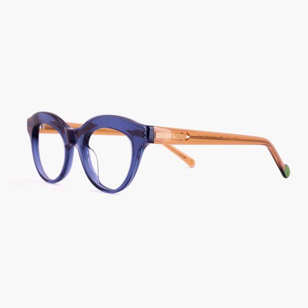Proud eyewear Marsella C2 L montura azul compostable