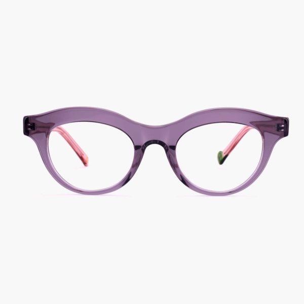 Proud eyewear Marsella C4 F montura gris diseño mujer