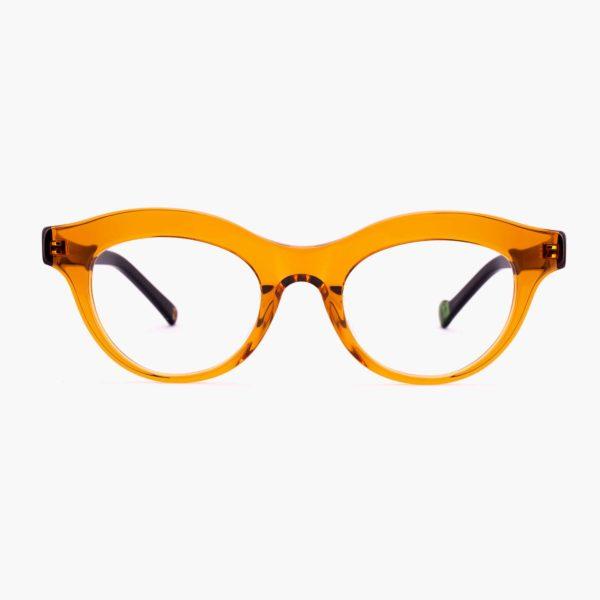 Gafas con montura elegante para mujer Transparentes Marsella color caramelo de Proud eyewear