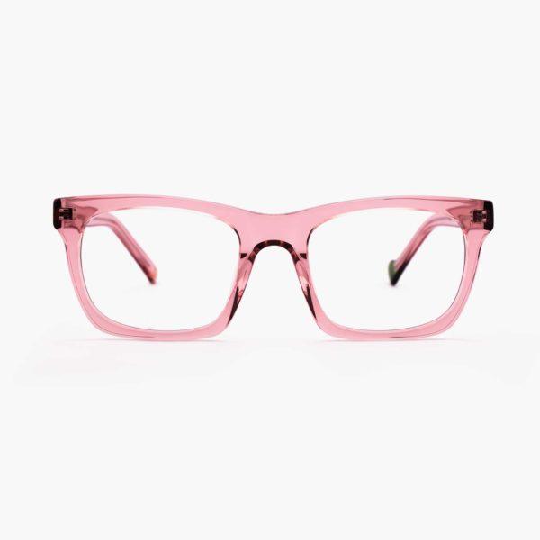Proud eyewear Oporto C1 F montura rosa diseño