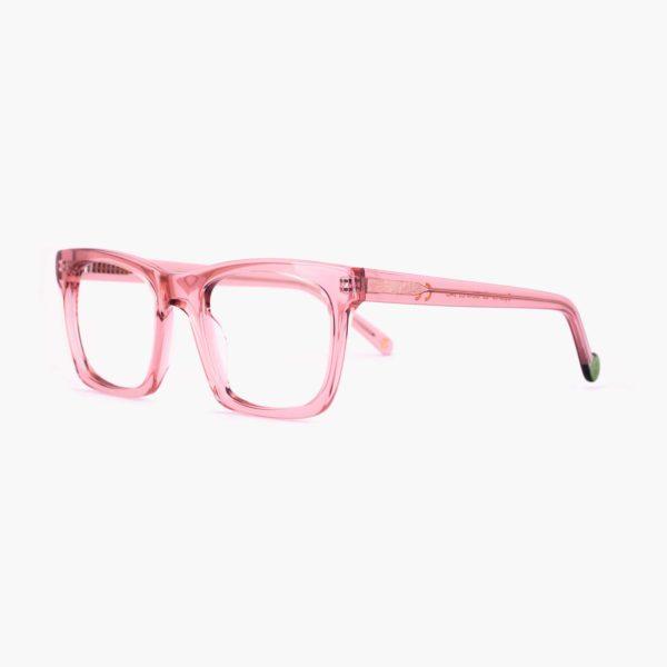 Proud eyewear Oporto C1 L montura rosa compostable