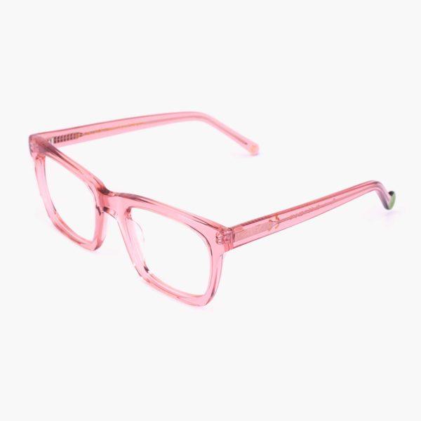 Proud eyewear Oporto C1 P montura rosa diseño compostable
