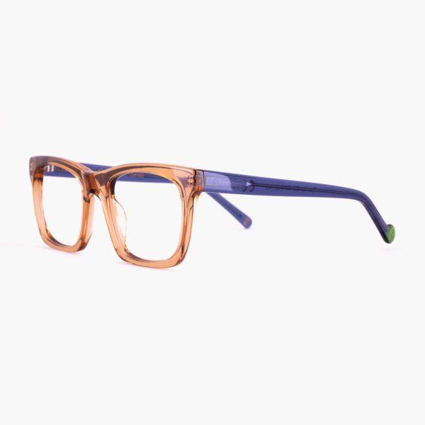 Proud eyewear Oporto C2 L montura marrón clarito compostable