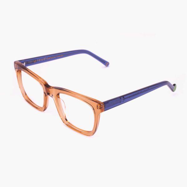 Proud eyewear Oporto C2 P montura marrón claro diseño compostable