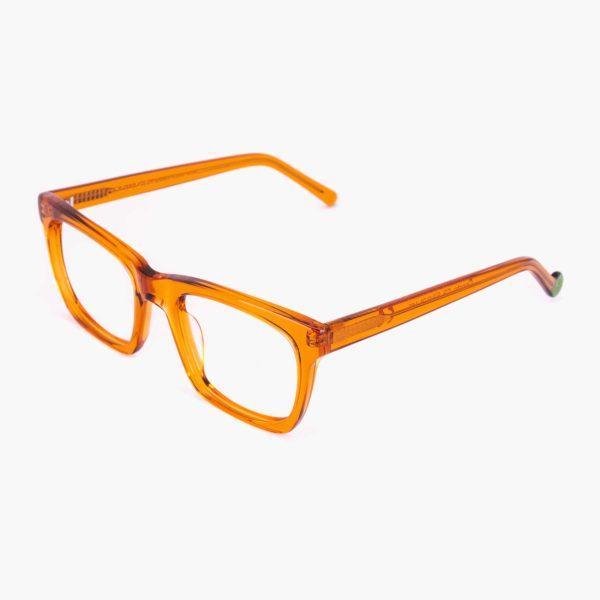 Proud eyewear Oporto C3 P montura caramelo diseño compostable