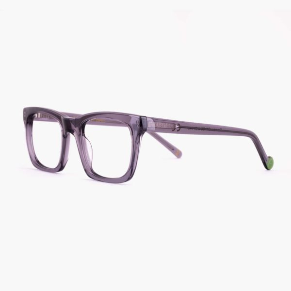 Proud eyewear Oporto C4 L montura gris compostable
