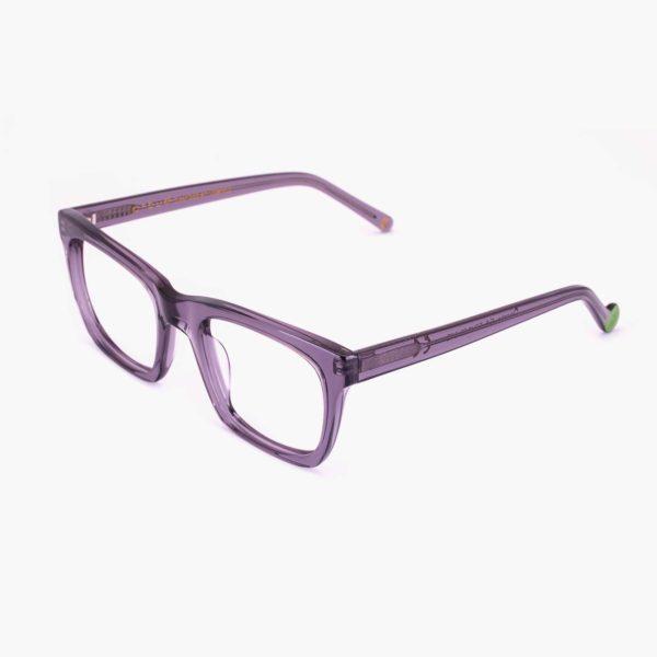 Proud eyewear Oporto C4 P montura gris diseño compostable