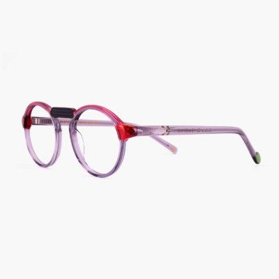 Proud eyewear Oxford black C1 L montura mini compostable