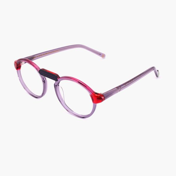 Proud eyewear Oxford black C1 P frame mini compostable design