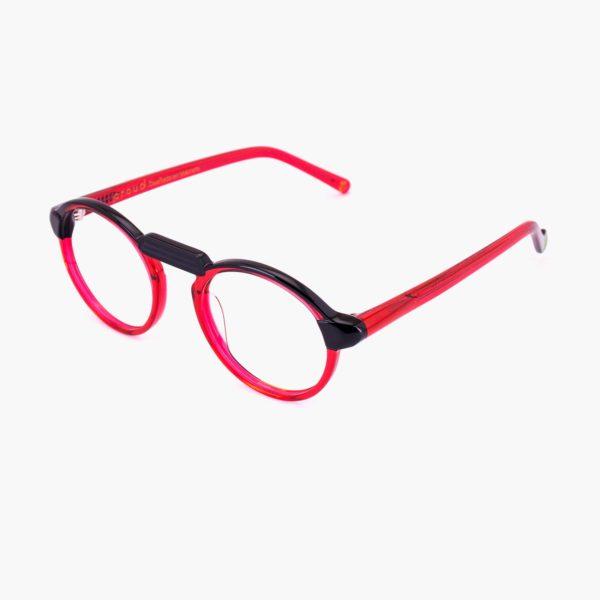 Proud eyewear Oxford black C2 P montura diseño mini compostable