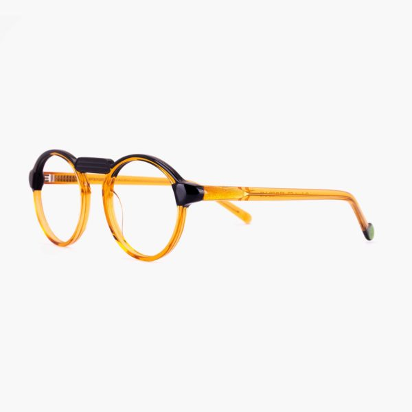 Proud eyewear Oxford black C3 L mini compostable frame