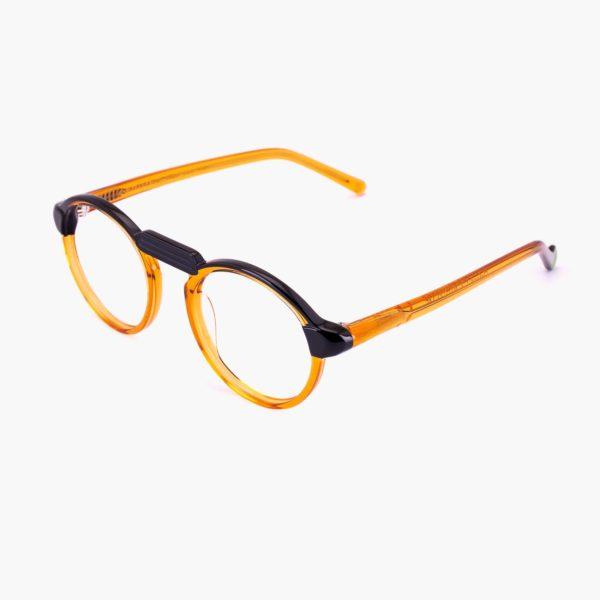 Proud eyewear Oxford black C3 P montura diseño mini compostable