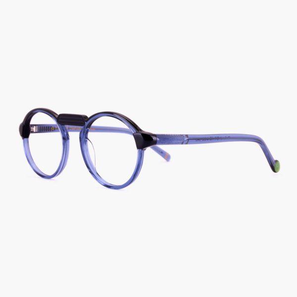 Proud eyewear Oxford black C4 L montura mini compostable