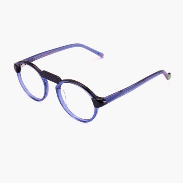 Proud eyewear Oxford black C3 P frame mini compostable design