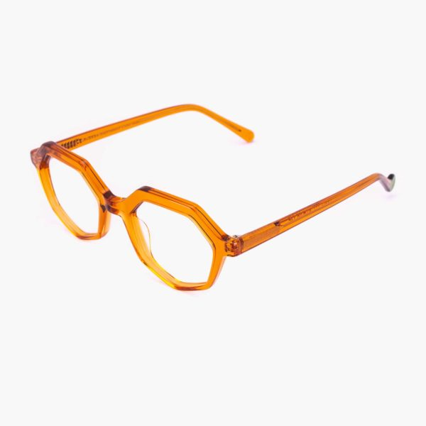 Proud eyewear Roma C2 F montura caramelo compostable