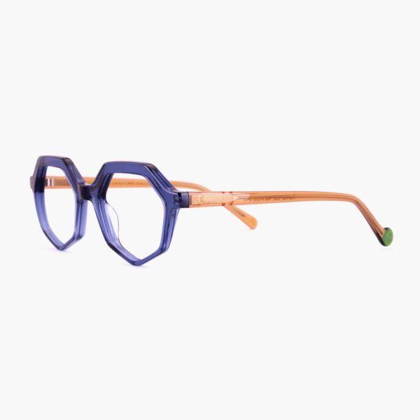 Proud eyewear Roma C3 L montura azul compostable