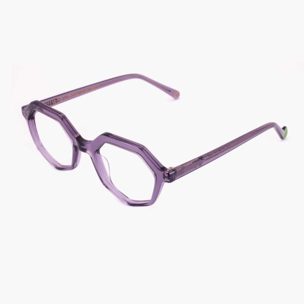Proud eyewear Roma C4 F montura gris compostable