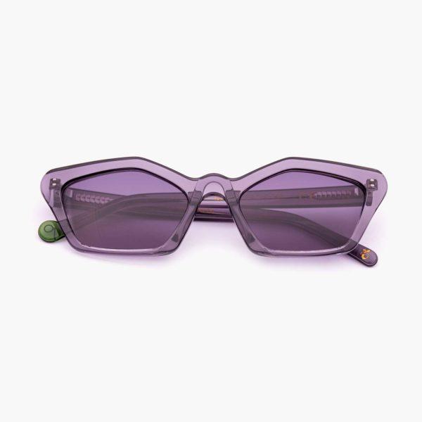 Cat eye sunglasses Ibiza model gray color Proud eyewear