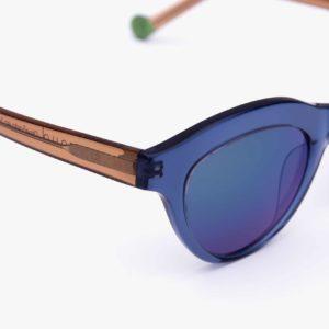 Detalle colores montura de sol Marsella de Proud eyewear