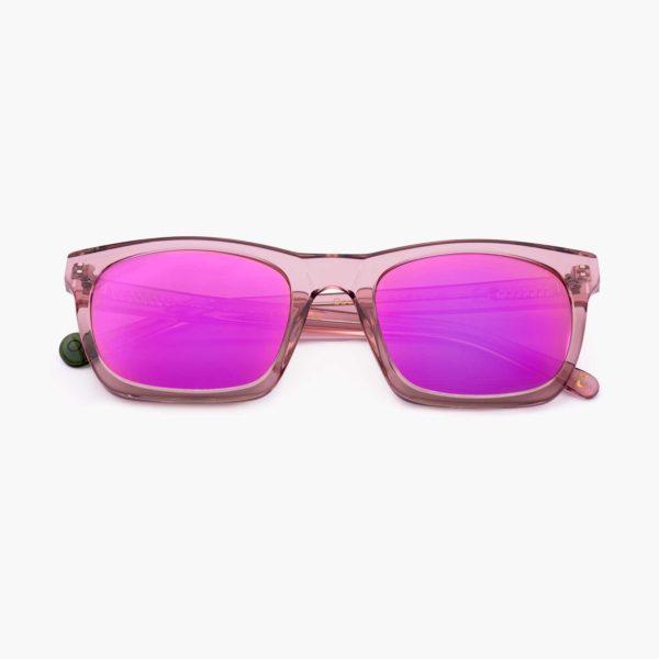 Tienda online Proud Eyewear: gafas de sol ecológicas modelo Oporto color rosa