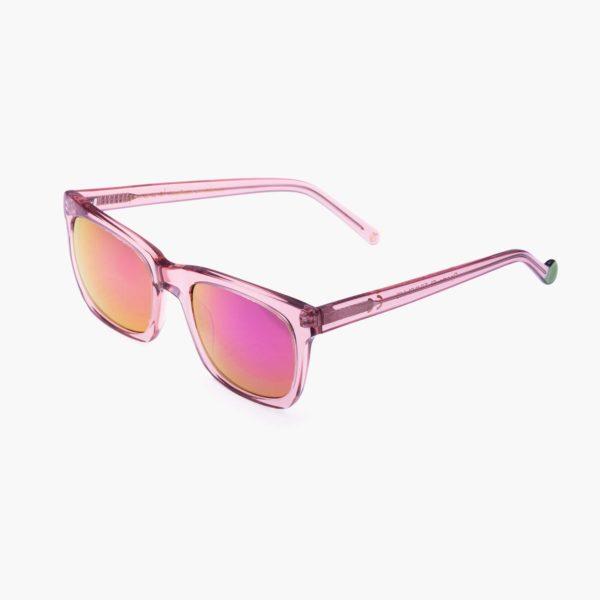 Gafas de sol ecológicas modelo Oporto Rosa - Proud eyewear