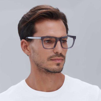 Gafas sol compostables ecoloógicas gris