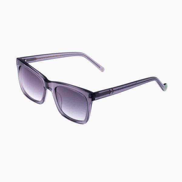 Gafas de sol sostenibles modelo Oporto gris - Proud eyewear