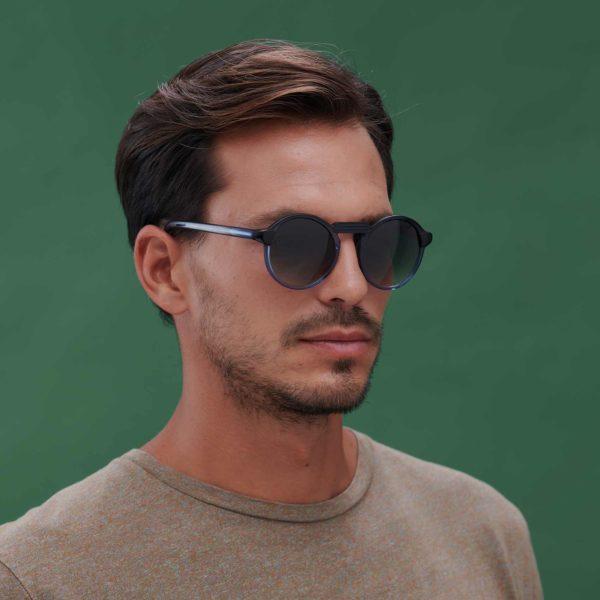Gafas de sol acetato compostable modelo Oxford mini - Proud eyewear